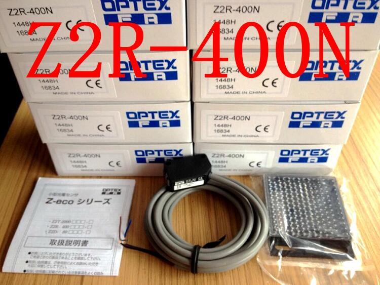 原裝日本奧普士OPTEX鏡反射光電傳感器ZR-350N Z2R-400N Z2R-400P