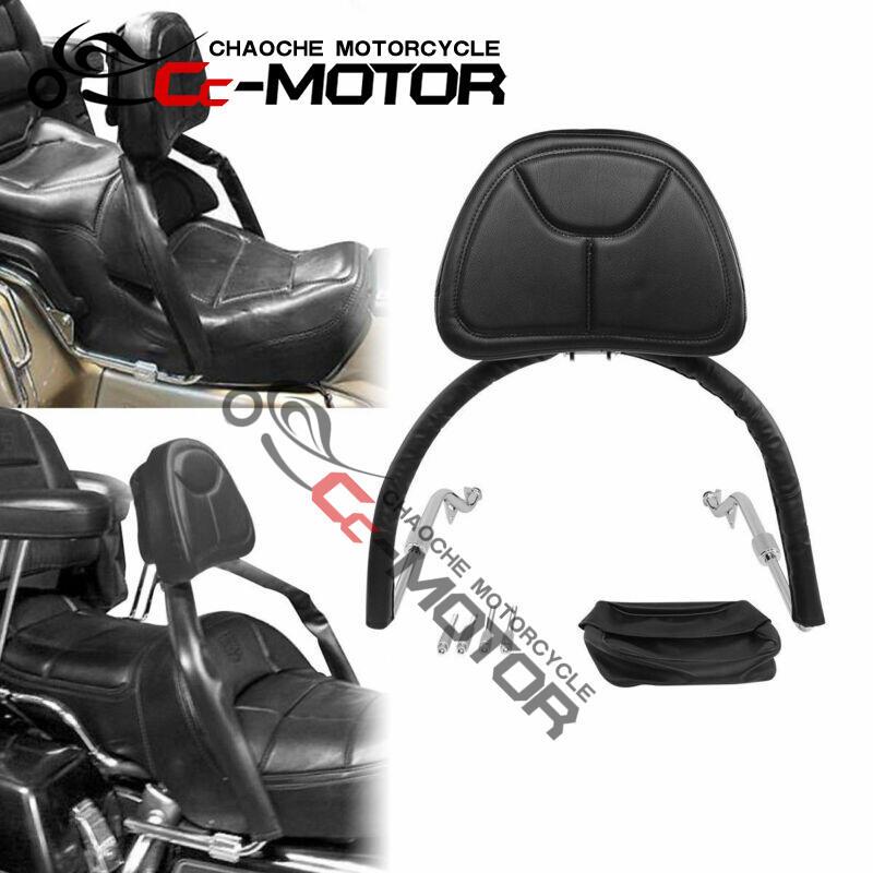 現貨+適配本田GL1800 金翼01-17年改裝中靠背駕駛員靠背司機位靠背+量多可議價
