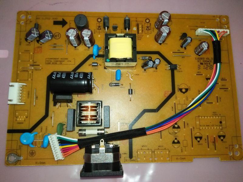 現貨熱賣原裝明基BENQ GL2250-B GW2250 LED 電源板4H.1LD02.A90 A92