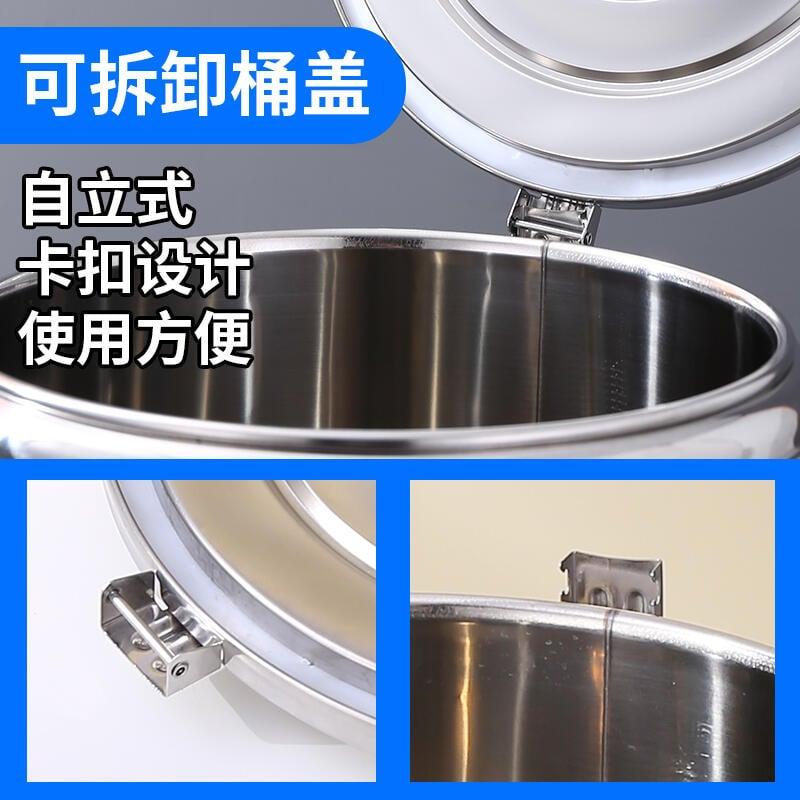 304不銹鋼保溫桶賣粥桶商用超長奶茶水桶大容量飯桶湯桶豆漿擺攤