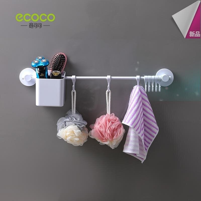 【熱賣】意可可吸盤掛鉤強力粘膠掛衣架壁掛廚房衛生間無痕免釘承